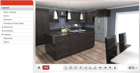 kitchen design program   information
