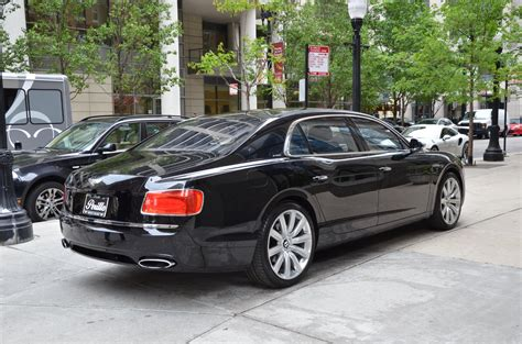 Gambar Mobil Bentley Flying Spur by Used 2014 Bentley Flying Spur W12 For Sale 109 800
