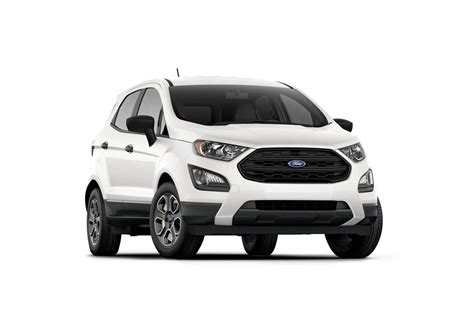 ford ecosport  compact suv model highlights