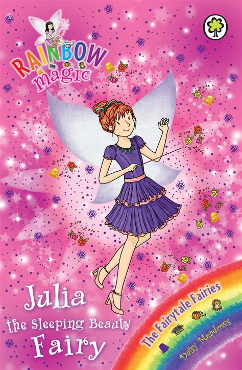 Julia The Sleeping Beauty Fairy Rainbow Magic Wiki