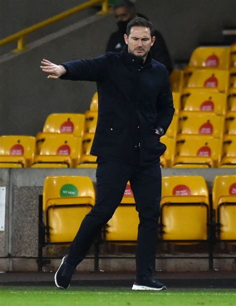 Frank Lampard disappointed with Chelsea's performance in ...