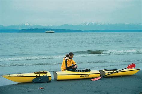 Eskimo Boat by Easy Riders Eskimo 17 Crx 3g Take A Part Single Kayak