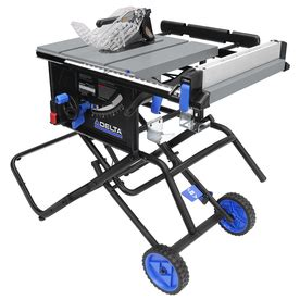 Shop Delta 6 000 Series 15 Amp 10 In Table Saw At Lowes Com