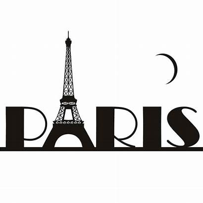 Tower Eiffel Coloring Pages Clip