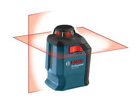 Bosch Rotary Laser With Receiver Kit