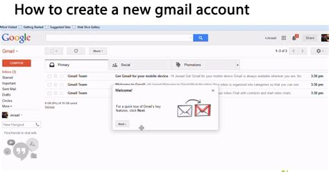 How To Create A New Gmail Account  Doiteasyguide  Do It Easy Guide