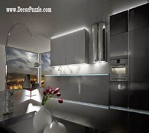 Top trends for Minimalist kitchen design and style 2018