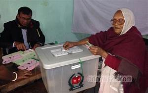 Voting in first municipal election on party lines in ...