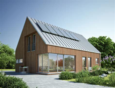 Holzhäuser Sind Nachhaltig Und Liegen Im Trend