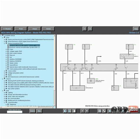 Bmw Wds by Bmw Mini Wds Wiring Diagram System Ver 7 0 Bmw Mini