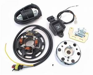 Hpi Cdi Mini Rotor Ignition System For Yamaha Rd250  Ds7