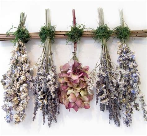 dried flowers       flowers
