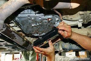 Changing Out Your Jeep Jk Wrangler U0026 39 S 42rle Automatic Transmission Fluid And Filter Is Something