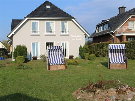 """Ferienwohnung 5 Gästehaus """"am Brook"""", Rügen Firma"""