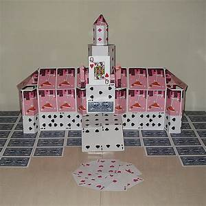 Card Stacks and Houses - a gallery on Flickr