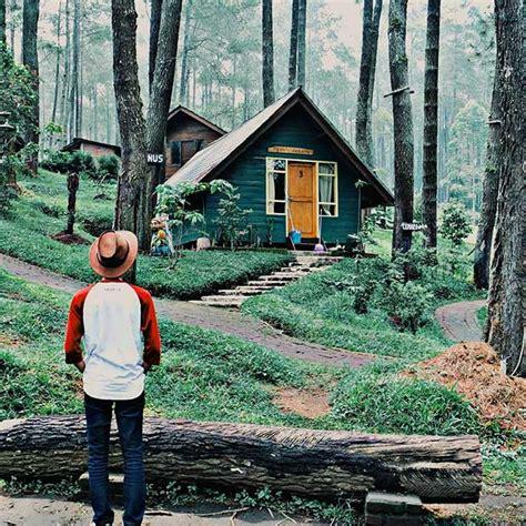 tempat wisata alam terbaik  terindah  bandung