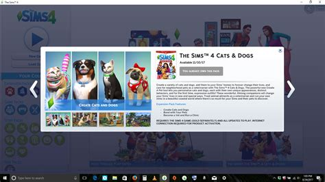 solved   sims  cats dogs  issue answer hq