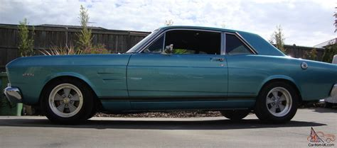 ford falcon   door sports coupe  muscle car