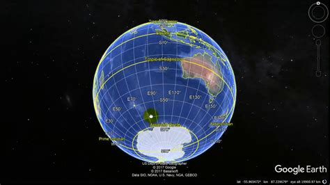 earth geometry lesson  distance   points