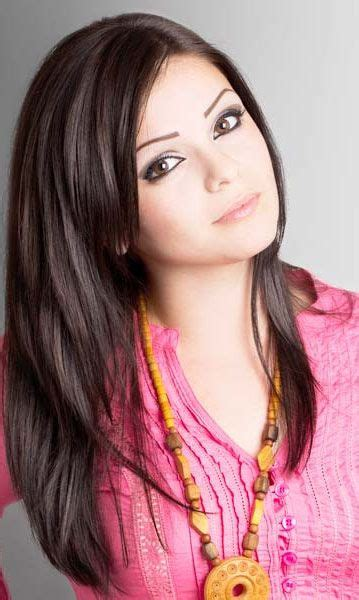 cute long thick layered hairstyles  straight hair women