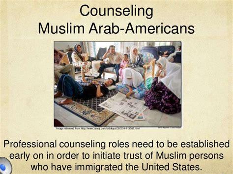 Muslim Arab-americans