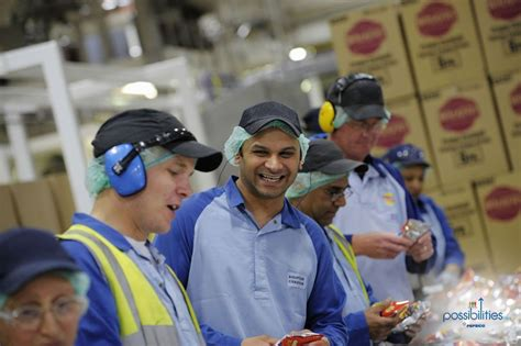 Pepsico Employees In Leiceste...
