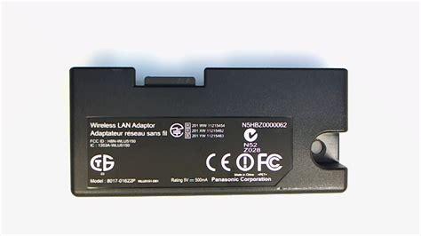 Panasonic Tv Model Tc-p50gt50 Wireless Lan Adapter Part