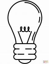 Bulb Light Coloring Svg Lightbulb Pages Mark  Christmas Printable Template Bombilla Commons Clipart Colorear Bulbs Para Sketch Clipartbest Wikimedia sketch template