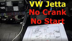Volkswagen Jetta No Crank No Start Troubleshoot  U0026 Repair