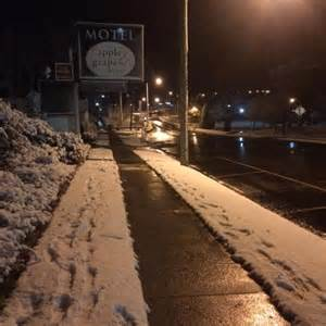 thick snow blankets parts of southern queensland in state s most significant snowfall in a