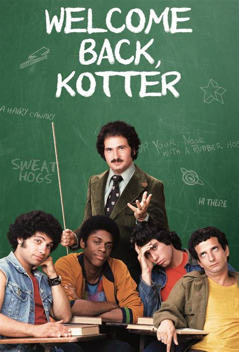 Kotter Wiki by Welcome Back Kotter Series Info