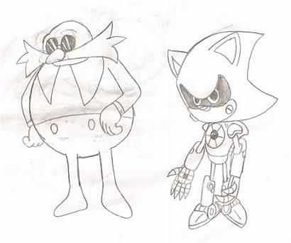 Sonic Dr Robotnik Metal Wikia