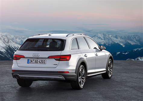 audi a4 audi a4 allroad quattro goes on sale