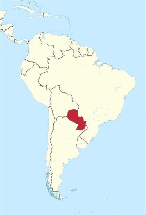 File:Paraguay in South America (-mini map -rivers).svg ...