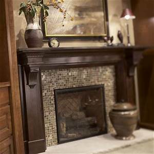 Corner Fireplace Designs With Tv Above - WoodWorking