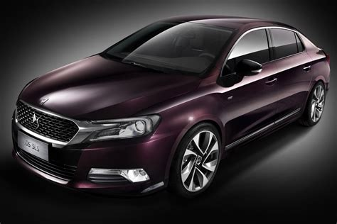 Citroen Automobiles by Citroen Ds 5ls Revealed At Special Event Auto Express