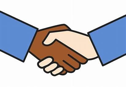 Handshake Clipart Clip Hand Shake Unite Worker