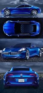 Fisker-Karma-rear-view solar panel eco friendly car ...