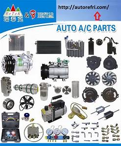 China Retekool All Kinds Of Auto Air Conditioning Parts