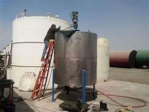 6000 Gallon New Carbon Steel Mix Tank 6000 Gallon New
