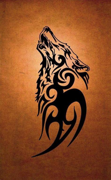 Wolf Tattoo Design  Tattoos  Pinterest  Wolf Tattoo