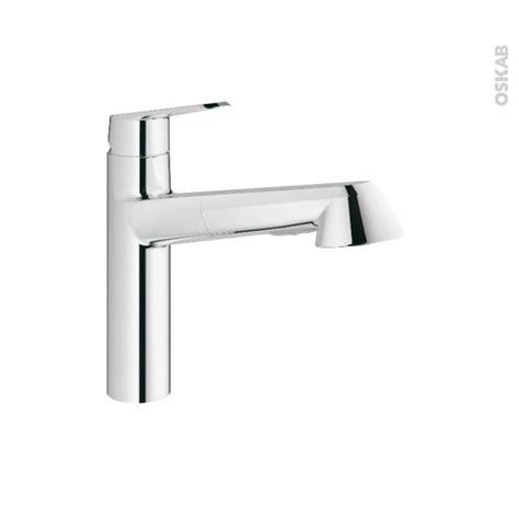 douchette pour robinet de cuisine robinet mitigeur douchette cuisine maison design bahbe com