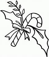 Candy Cane Coloring Printable Peppermint Getdrawings Getcolorings Coloringhome sketch template