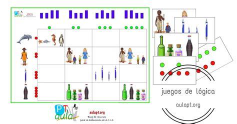 Juegos De Lógica Archivos  Aula Pt