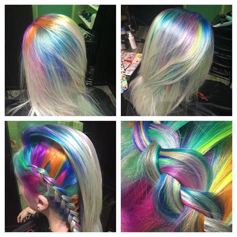 Rainbow Roots So Many Looks By Laushairstylist You Can