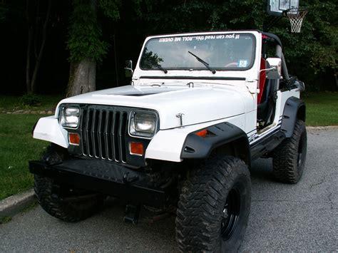 Jeep Wrangler Photo by Jerseytacoma 1990 Jeep Wrangler Specs Photos