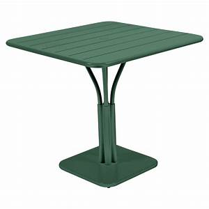 Glastisch 80 X 80 Cm : 80x80 cm luxembourg table outdoor metal table ~ Bigdaddyawards.com Haus und Dekorationen