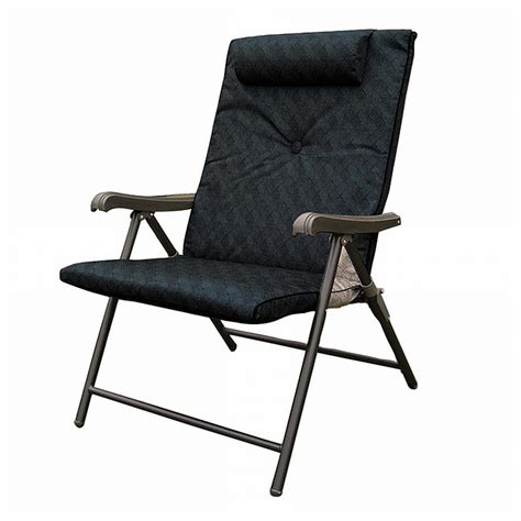 prime plus folding chair black 425487 chairs at