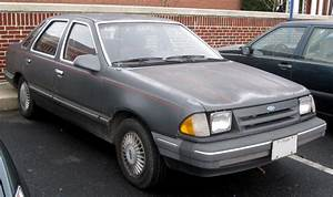 1984 Ford Tempo Sedan Related Infomation Specifications