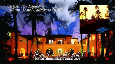 Hotel California  The Eagles (1976) Sacd Remaster Hd 1080p Video Youtube